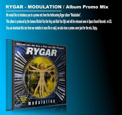 RYGAR - MPDULATION (Album Promo Mix)