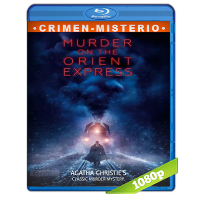 Crimen En El Expreso De Oriente (1974) BRRip Full 1080p Audio Dual Castellano-Ingles 2.0