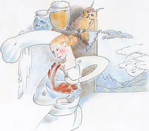 La cucina degli Orsi e delle Madame