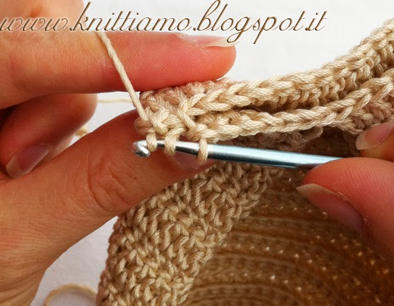 tutorial scarpa in cotone