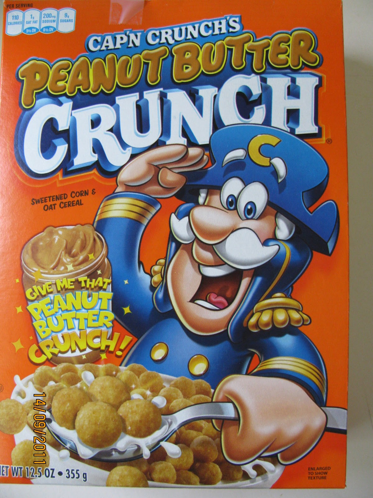 ... online is whether or not cap n crunch peanut butter cereal is vegan