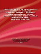 Compendio Normativo del Protocolo de Actuación 2017