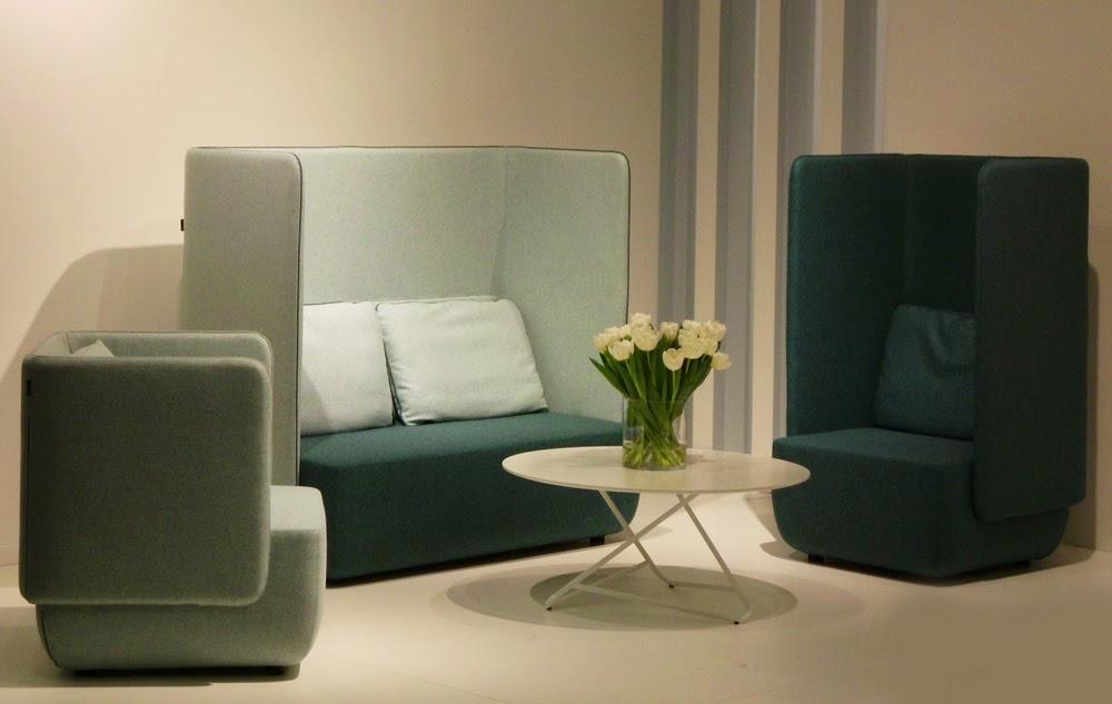 SOFTLINE Sessel und Sofa mit hoher Rückenlehne - Geborgenheit heißt das neue Design!