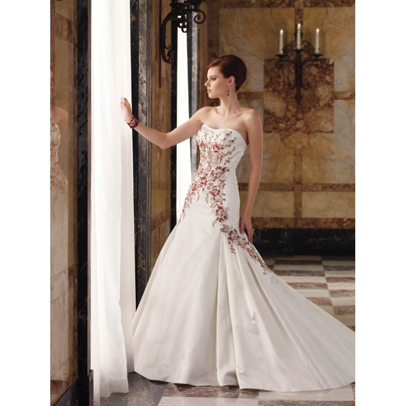 Wedding Dresses Black White And Red - Wedding Dresses In Redlands