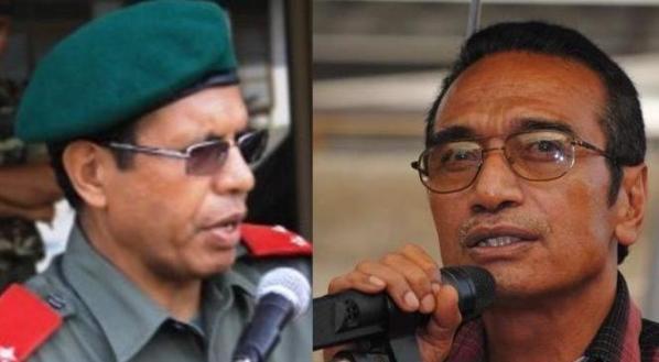 Lu Olo e Matan Ruak querem eleitores a votarem em liberdade a 16 de abril