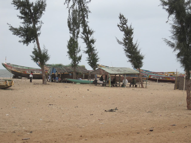Playas de Joal (Senegal)