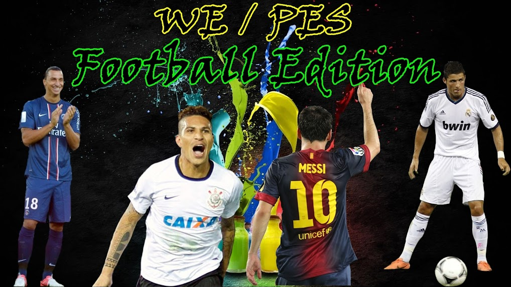 WE / PES Football Edition