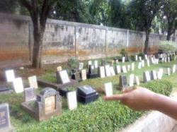 Kuburan Khusus Anjing Kucing