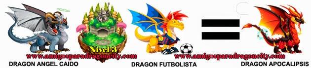 como obtener el dragon apocalipsis en dragon city formula 2