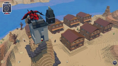 LEGO Worlds Gameplay for PC