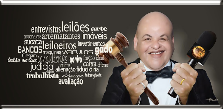 Programa Leilão na Tv com Silvio The Freitas