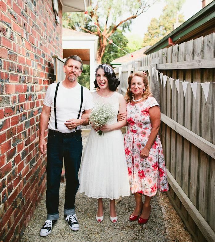 una boda sorpresa estilo años 50 blog mi boda gratis