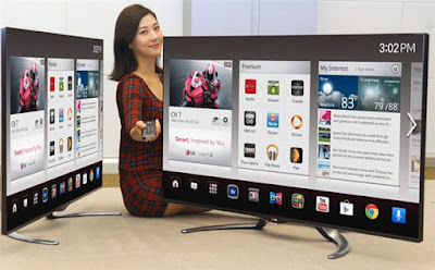 Pantalla LG 50 pulgadas Smart TV