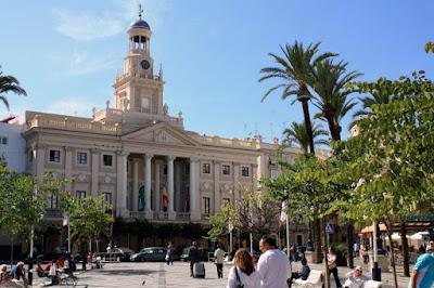 City Hall of Cádiz