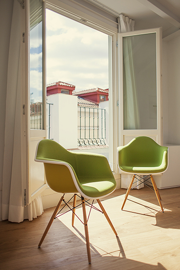 Hotel one shot 23 sophisticated and comfy my little madrid - One shot hotels madrid ...