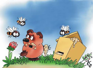 Коллекция детских стихов про Винни-Пуха