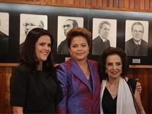 Mãe de Dilma é internada com sintomas de isquemia, diz Planalto