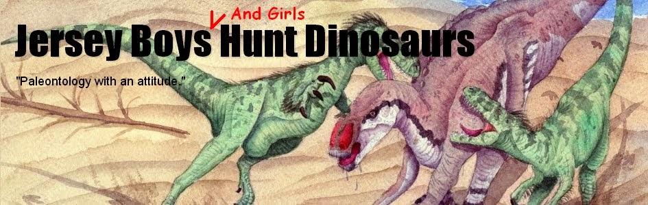 Jersey Boys Hunt Dinosaurs