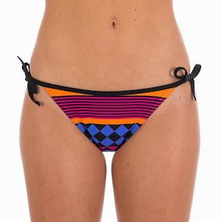 braguita bikini estampado geométrico