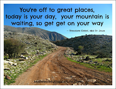 Dr. Seuss: Your mountain is waiting