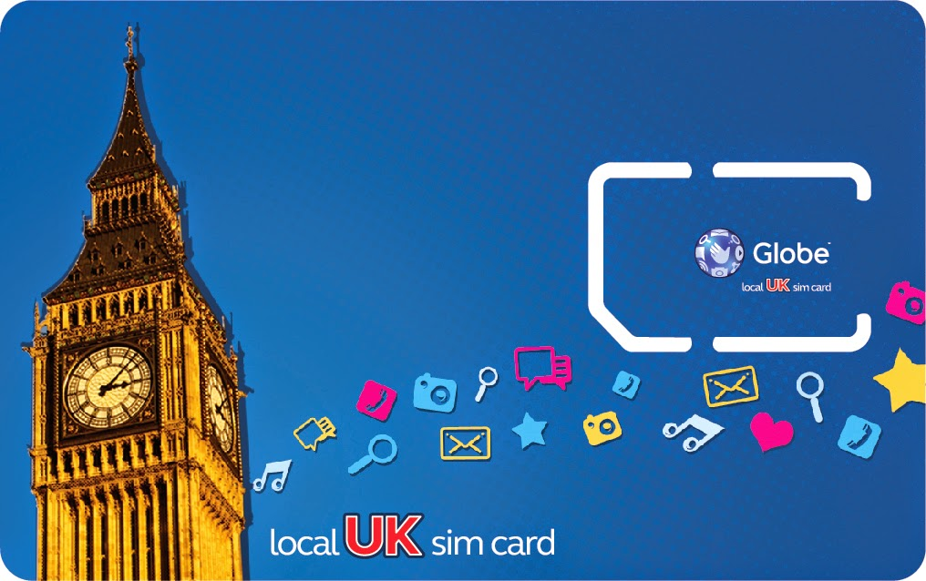 UK SIM - GLOBE