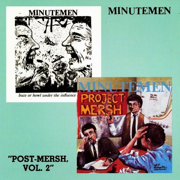 Minutemen Tour Spiel EP