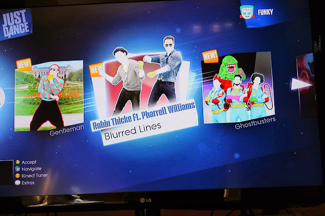 Just Dance 2014 game review
