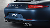2012 Porsche 911 Carrera Coupe (911 not 998) ParkAssist