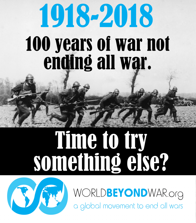 A World Beyond War