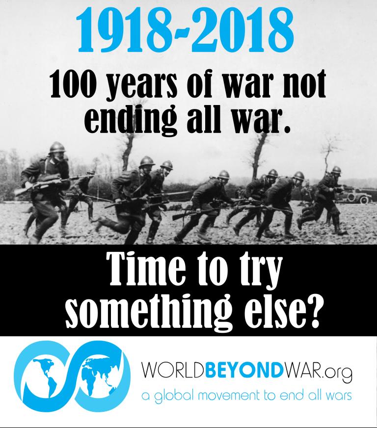 A World Beyond War