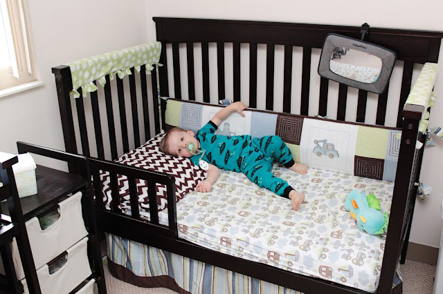 Toddler Bed Transition - The Accidental Wallflower