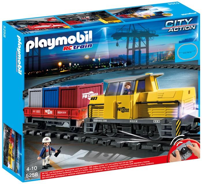 Soloclicks playmobil rc trains - Train playmobil ...