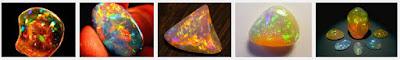 Khasiat Dan Manfaat Batu Akik Fire Opal