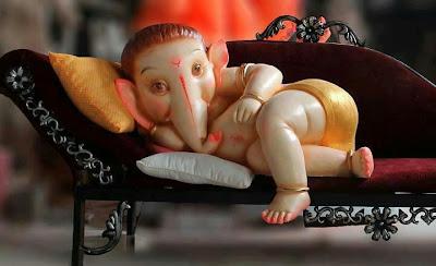 Funny Ganesha, Ganesha ChildHood