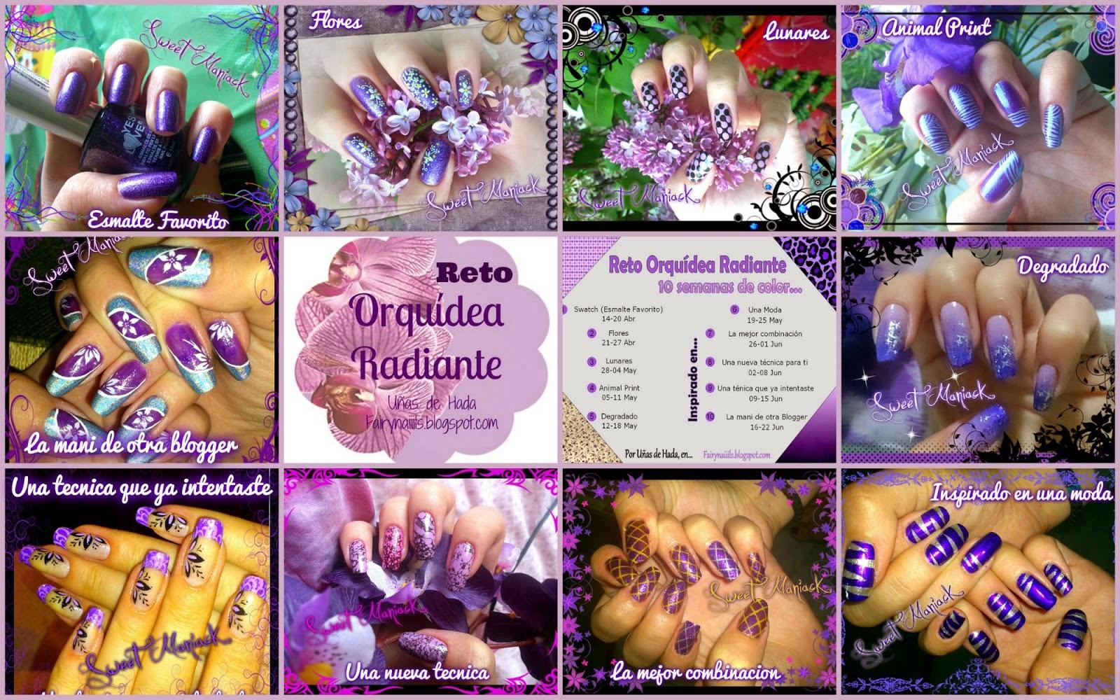 Reto Orquidea Radiante