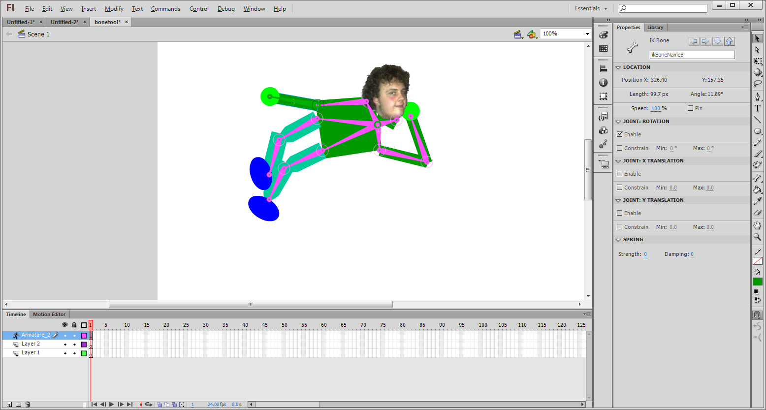 how to use flash animation cs6