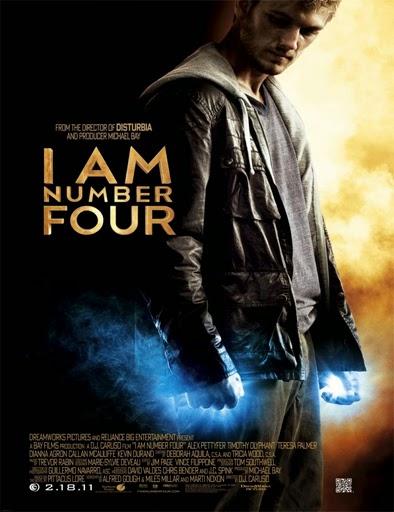 Ver Soy el numero cuatro (I Am Number Four) (2011) Online