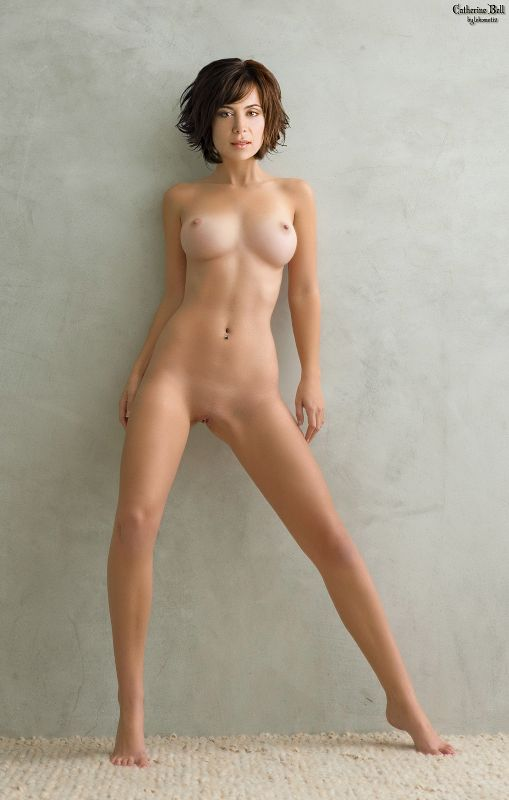 Catherine Bell Is A Smoking Hot Milf Chick You Would Love To Have In