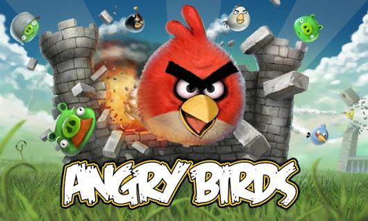 Gambar Angry Bird Terbaru 2012