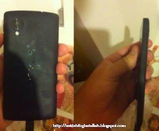 Gambar Nexus 5 Telah Bocor di Internet