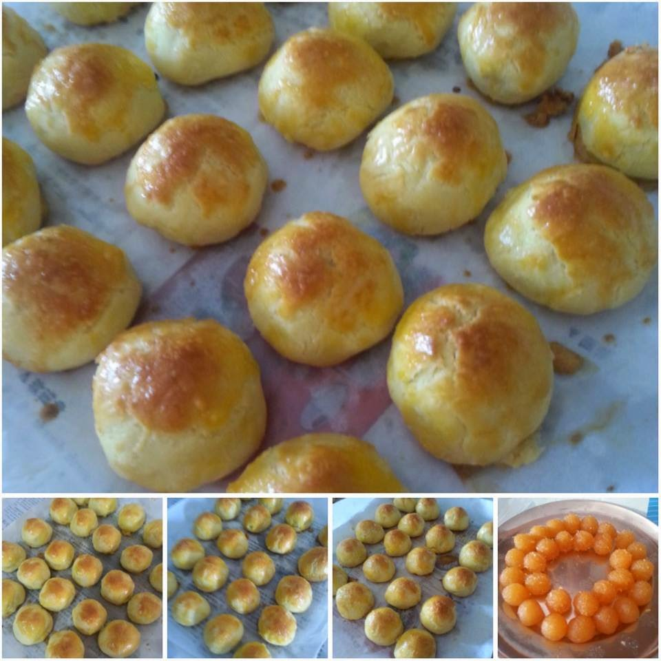 pineapple tarts that can MELT IN YR MOUTH - by Eileen Heng