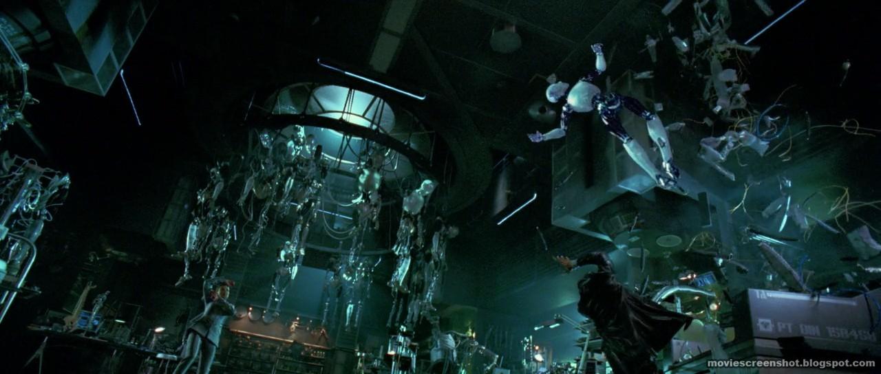 i robot movie screenshots