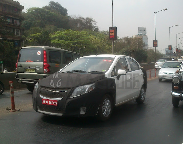 Chevrolet Sail India