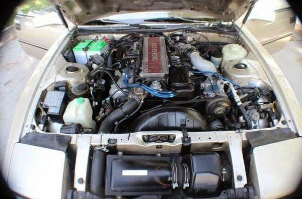 1988 Nissan 300zx Gs Auto Restorationice