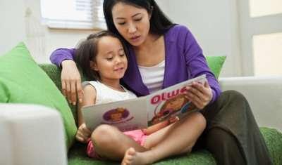 cara melatih anak gemar membaca