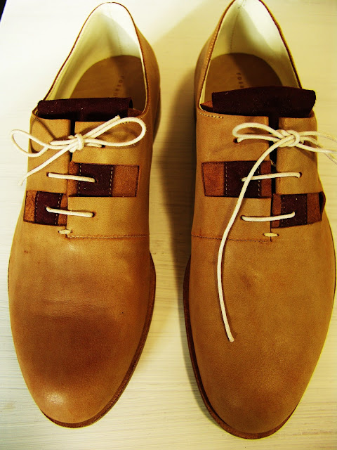 Originally designed men's shoes