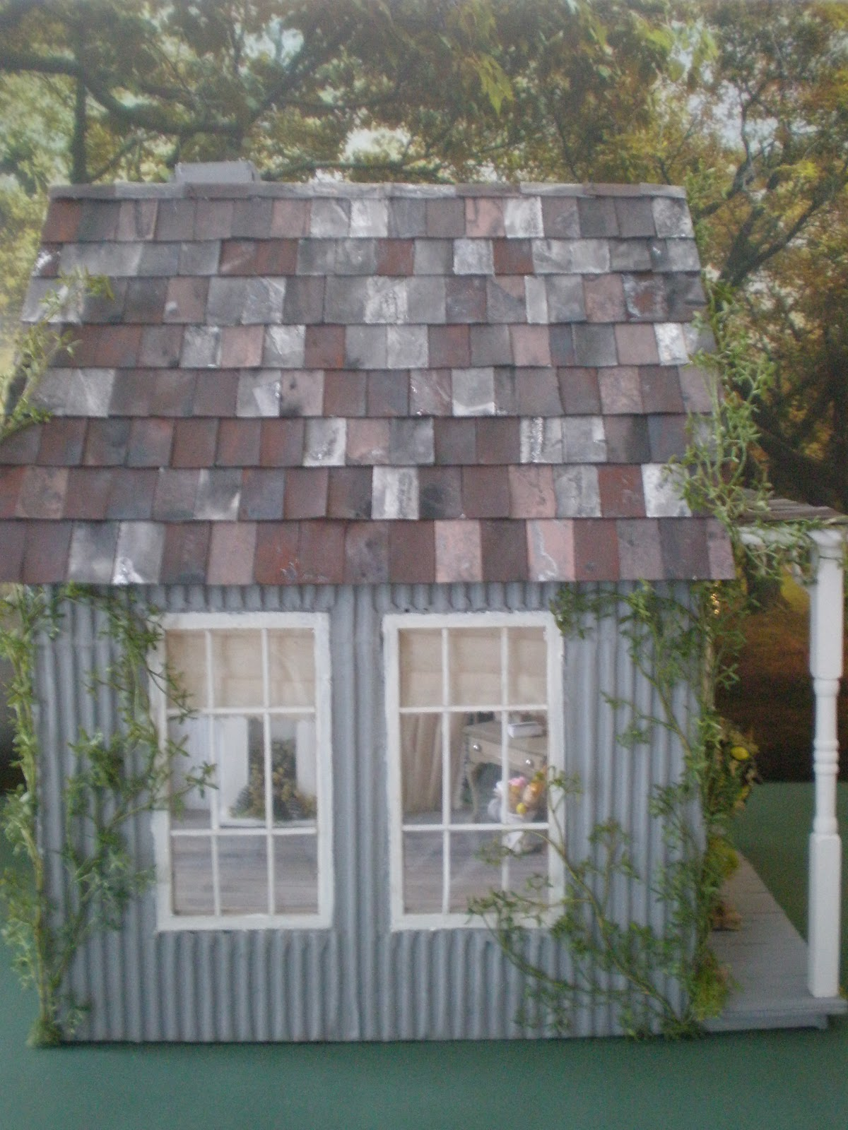 Cinderella Moments Reverie Cottage Dollhouse