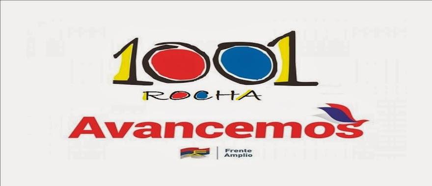 Departamental Rocha Democracia Avanzada 1001