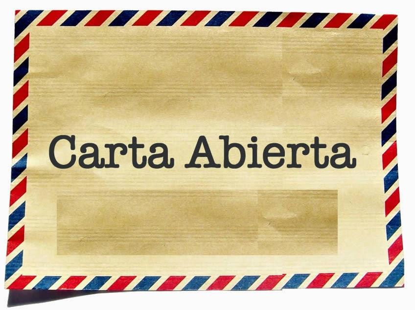 CARTA OBERTA AL COMITÈ D'EXPERTS EN SÍNDROMES DE SENSIBILITZACIÓ CENTRAL
