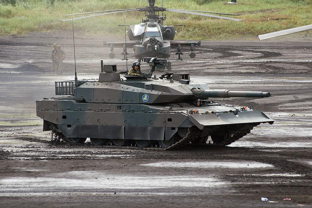 japon +Type+10+%252810%25E5%25BC%258F%25E6%2588%25A6%25E8%25BB%258A+Hito-maru-shiki-sensya%2529+Japanese+main+battle+tank+Japan+Ground+Self+Defense+Force+%252815%2529
